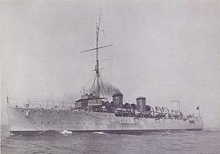 Brazilian cruiser <i>Bahia</i> Brazilian Scout cruiser