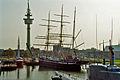 Gaffelschoner Seute Deern im Museumshaven Bremerhaven (7181330982).jpg