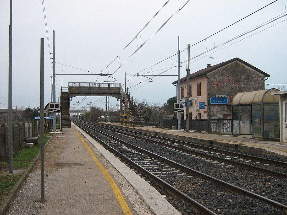 j k railway stations in venice - photo#21