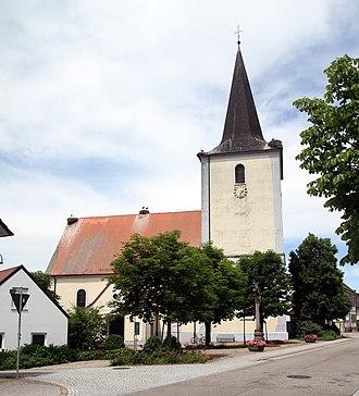 Gamshurst - St. Nikolaus