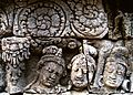 Gandavyuha - Level 3 Balustrade, Borobudur - 078 South Wall (8602432680).jpg