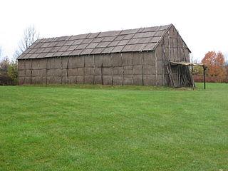 Ganondagan State Historic Site United States historic place