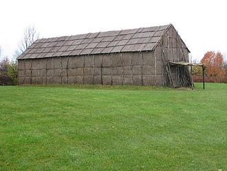 Ganondagan State Historic Site - Ganondagan Long House