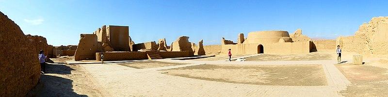 File:Gaochang Ruins Turpan Xinjiang China 新疆 吐魯番 高昌故城 - panoramio (13).jpg