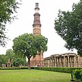 Garden view Qutub Minar.jpg