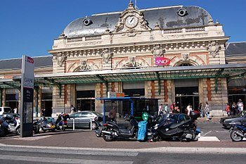 Gare Thiers