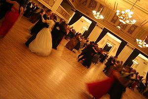 Partner dance - Gaskell Ball