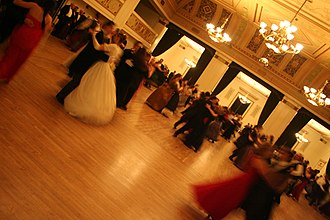 Historical dance - Victorian ballroom dances at the Gaskell Ball in Oakland, California