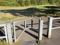Gate to Trans Pennine Trail. - geograph.org.uk - 548802.jpg