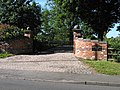 Gates at Butters Green farm - geograph.org.uk - 871418.jpg