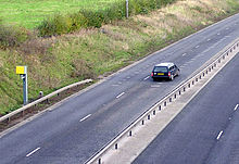 Road speed limit enforcement in the United Kingdom - Wikipedia