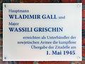 Gedenktafel Am Juliusturm 64 (Hasel) Gall Grischin.jpg