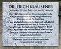 Gedenktafel Winterfeldtplatz (Schön) Erich Klausener.jpg