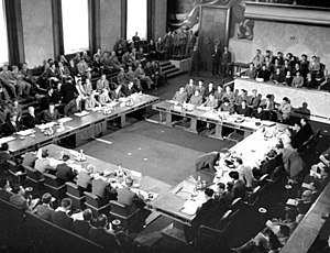 History of Laos since 1945 - The Geneva Conference of 1954.