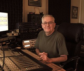 Gene Paul Recording engineer
