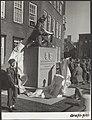 Generaal H.G. Winkelman onthult het Monument voor Gesneuvelde Grenadiers en Jage, Bestanddeelnr 047-0589.jpg