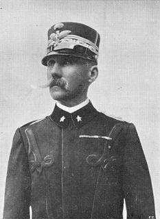 Pietro Frugoni Italian general