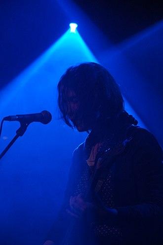 Geneviève Castrée - Castrée performing as Ô PAON alongside Earth and Mount Eerie in Leuven, Belgium in March 2012