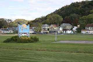 Genoa, Wisconsin Village in Wisconsin, United States