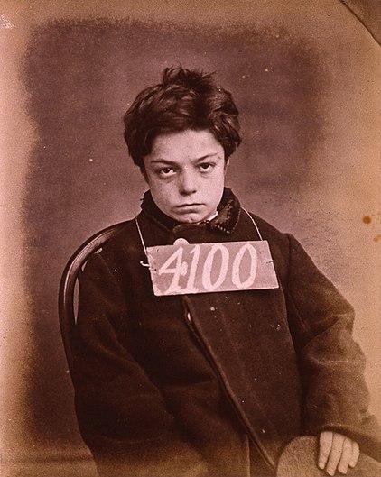 George Davey, Prisoner 4100.jpg
