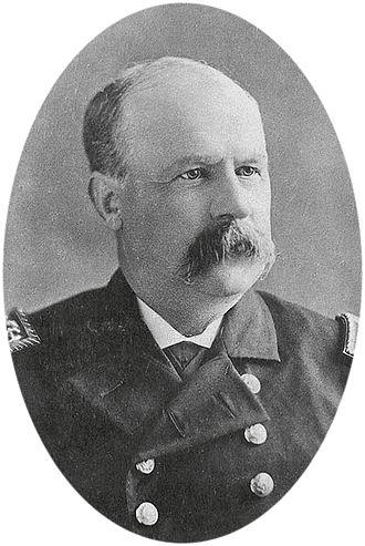 George H. Perkins - Captain George H. Perkins, USN