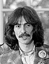 George Harrison visiting the Oval Office in 1974