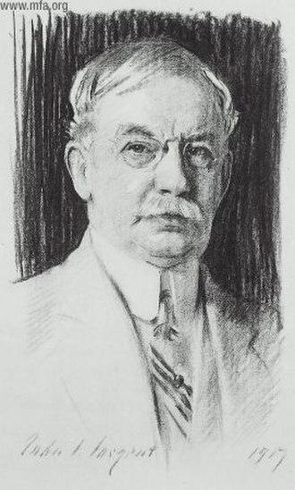 George Robert White - Image: George Robert White