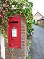 George VI Postbox, Sixpenny Handley - geograph.org.uk - 902303.jpg
