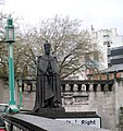 George V statue, Queensway Tunnel entrance.jpg