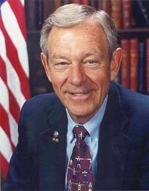 George Voinovich - An earlier photo of Voinovich