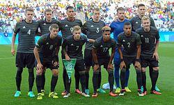Germany Olympic Football Team Wikipedia