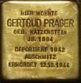 Gertrud Prager Stolperstein tom.PNG