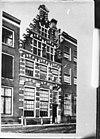 gevel, naar een afbeelding in- v.d.steur, oude gebouwen haarlem - haarlem - 20098148 - rce