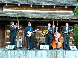 Gibson Brothers Bluegrass Ring The Bell