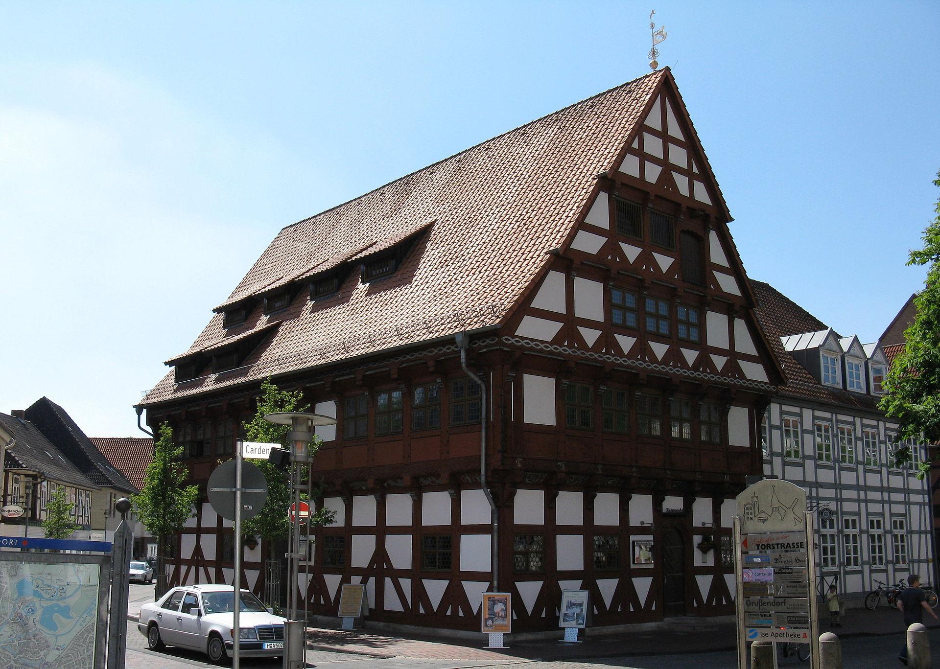 Gifhorn Rathaus
