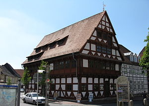 Gifhorn - Old town hall