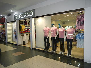 Giordano (store) Hong Kong-based retailer of mens, womens and childrens quality apparel