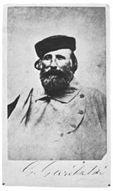 Giuseppe Garibaldi 1870 Nadar