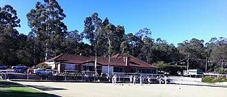 Glen Forrest, Western Australia - Image: Glen Forrest Sports Club in 2011