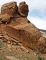 Glen Canyon Sandstone (Upper Triassic to Lower Jurassic; Dinosaur National Monument, Utah, USA) 14 (48860575633).jpg