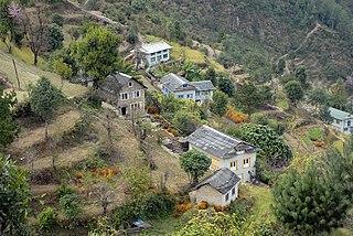 Khumbu Pasanglhamu Gaunpalika in Province No. 1, Nepal