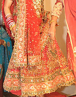 Embroidery Designs Lehenga Choli