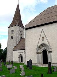 Gotland-Källunge kyrka Gesamtansicht.jpg