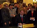 Gov. Culver signing the bill (4422418299).jpg