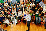 Governor of Florida Jeb Bush, Announcement Tour and Town Hall, Adams Opera House, Derry, New Hampshire by Michael Vadon 29.jpg