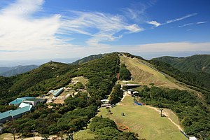 Mount Gozaisho - Image: Gozaisho Ski resort