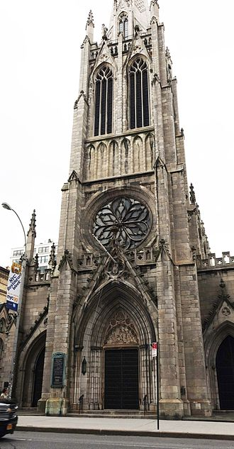 Grace Church (Manhattan) - Image: Grace Church (Manhattan) 073
