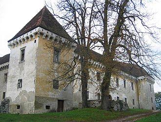 Krumperk Castle - Krumperk Castle