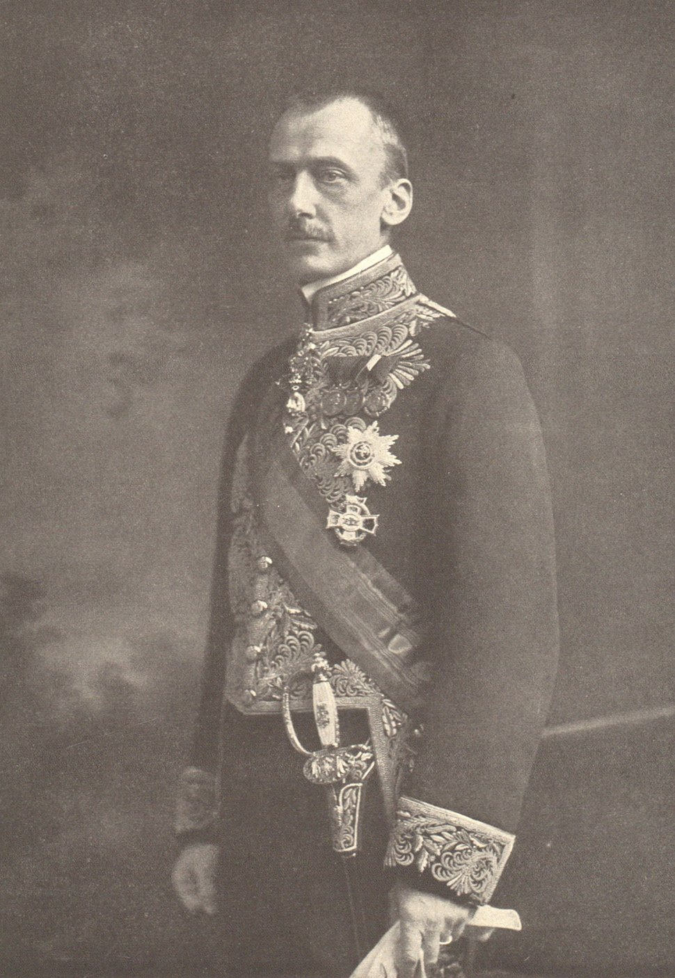Graf Ottokar Czernin (1872–1932) 1918