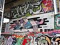 Graffiti op de Amsterdamse brug, brug 54P pic3.JPG